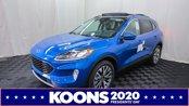 New 2020 Ford Escape 4WD Titanium
