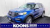 New 2020 Ford Explorer 4WD XLT
