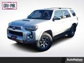 New 2020 Toyota 4Runner 4WD