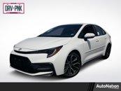 New 2020 Toyota Corolla SE Sedan w/ Premium Package