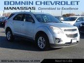 Used 2010 Chevrolet Equinox LS