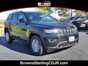 New 2020 Jeep Grand Cherokee 4WD Laredo