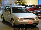 Used 2006 Volkswagen Golf GL 4-Door