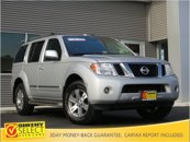 Used 2012 Nissan Pathfinder Silver Edition