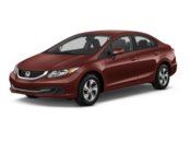 Used 2013 Honda Civic LX Sedan