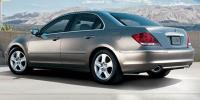 2007 Acura RL model information