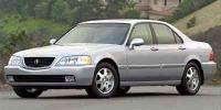 2002 Acura RL model information