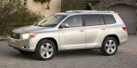 2008 Toyota Highlander model information