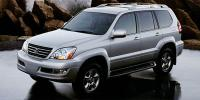 2008 Lexus GX 470 model information