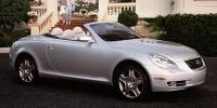 2008 Lexus SC 430 model information