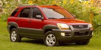2008 Kia Sportage model information