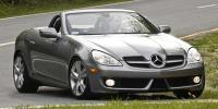 2009 Mercedes-Benz SLK-Class model information