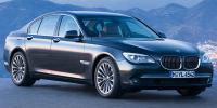 2009 BMW 7 Series model information