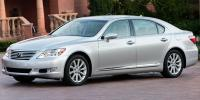 2011 Lexus LS 460 model information