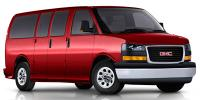 2012 GMC Savana Cargo Van model information