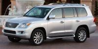 2010 Lexus LX 570 model information