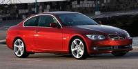 2012 BMW 3 Series model information