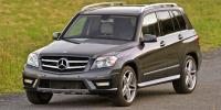 2011 Mercedes-Benz GLK-Class model information