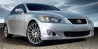 2010 Lexus IS 250 model information