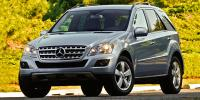 2010 Mercedes-Benz M-Class model information