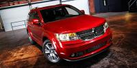 2012 Dodge Journey model information