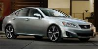 2011 Lexus IS 250 model information