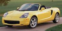 2002 Toyota MR2 Spyder model information