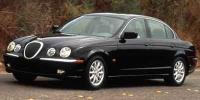 2002 Jaguar S-TYPE model information