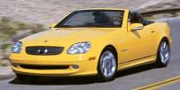 2003 Mercedes-Benz SLK-Class model information