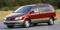 2003 Toyota Sienna model information
