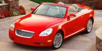 2003 Lexus SC 430 model information