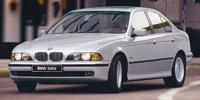 1997 BMW 5 Series model information