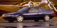 1997 Subaru SVX model information