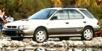 1997 Subaru Legacy Wagon model information