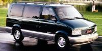 2000 GMC Safari Passenger model information