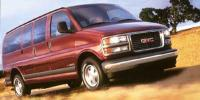2000 GMC Savana Cargo Van model information