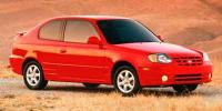 2003 Hyundai Accent model information