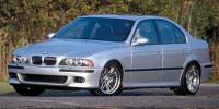 2003 BMW 5 Series model information