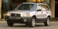 2003 Subaru Forester model information