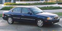 2003 Kia Optima model information