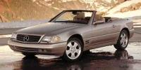 2000 Mercedes-Benz SL-Class model information
