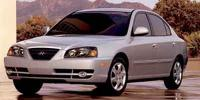 2004 Hyundai Elantra model information