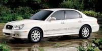 2004 Hyundai Sonata model information