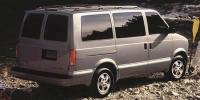 2005 Chevrolet Astro Passenger model information