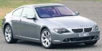 2005 BMW 6 Series model information