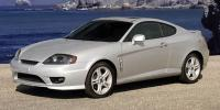 2005 Hyundai Tiburon model information