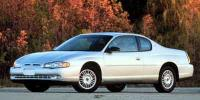 2001 Chevrolet Monte Carlo model information
