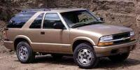 2001 Chevrolet Blazer model information