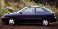 1997 Hyundai Accent model information