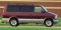 1997 GMC Safari Passenger model information